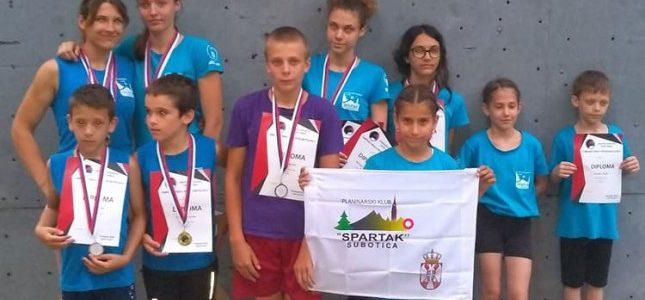 Nora Bognar osvojila 4 zlatne medalje u Nišu